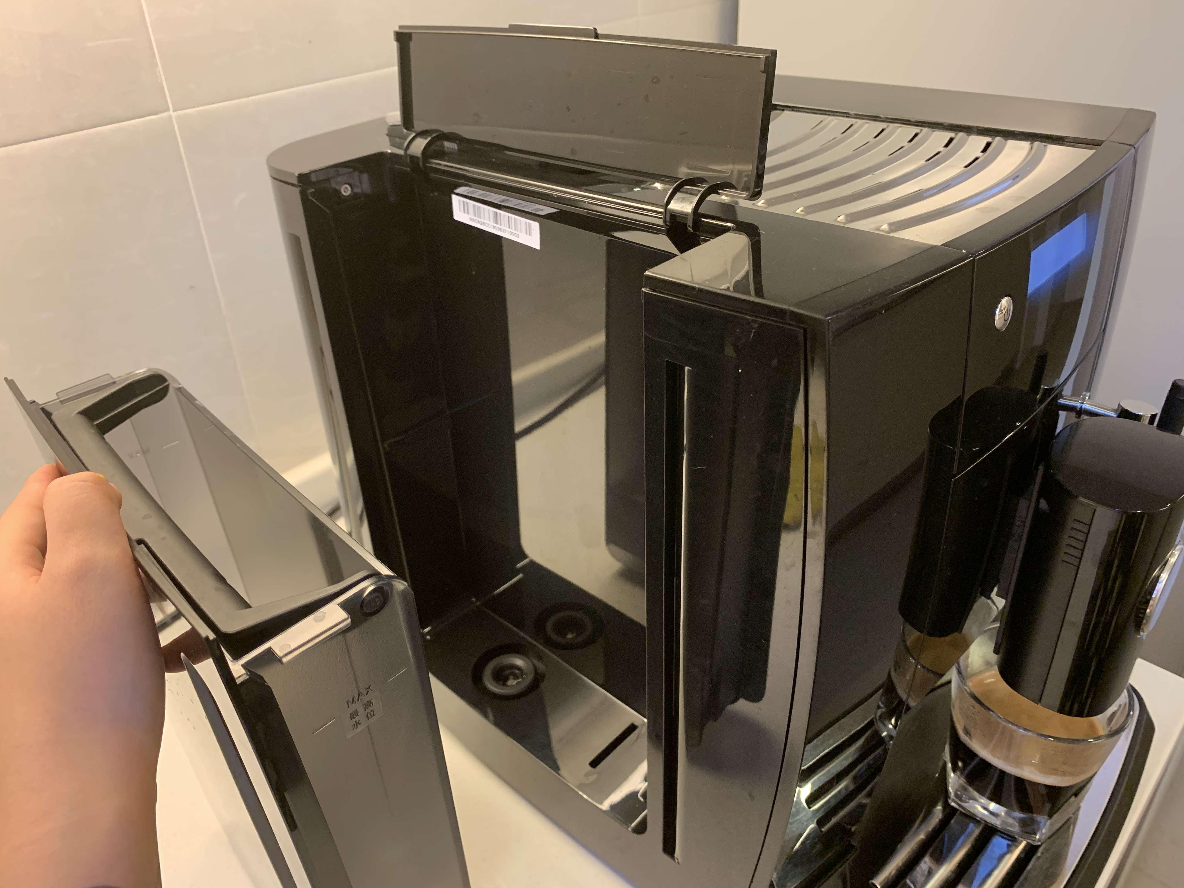 圣图全自动咖啡机M5-2