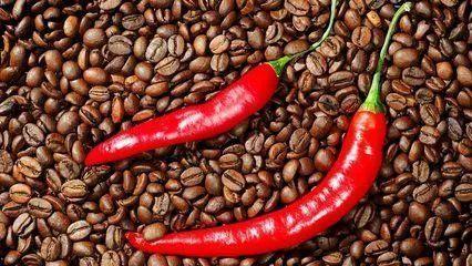 咖啡与辣椒的碰撞将会是什么样的感觉