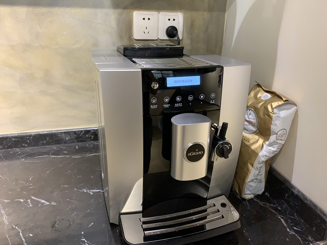 圣图M5-2全自动咖啡机