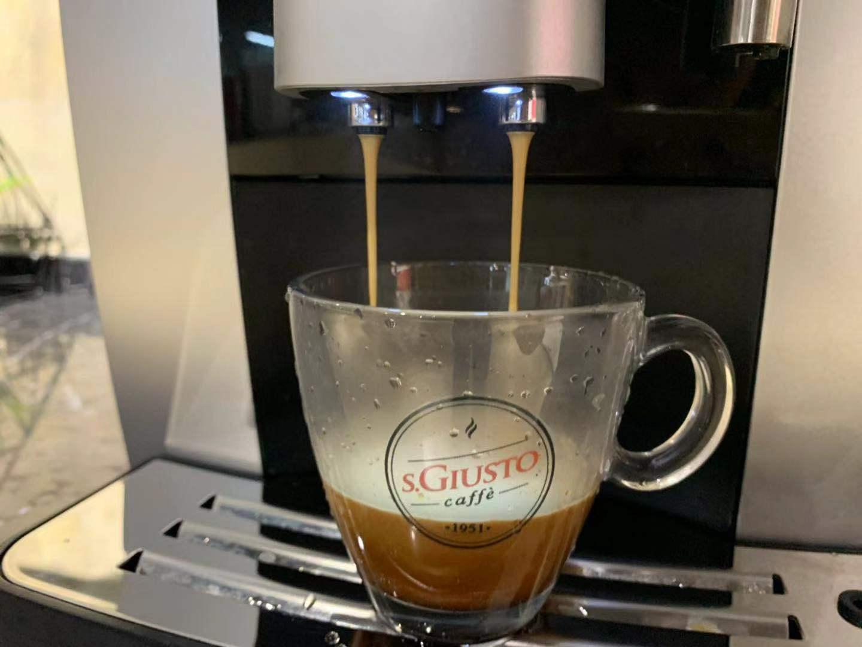 圣图家用全自动咖啡机